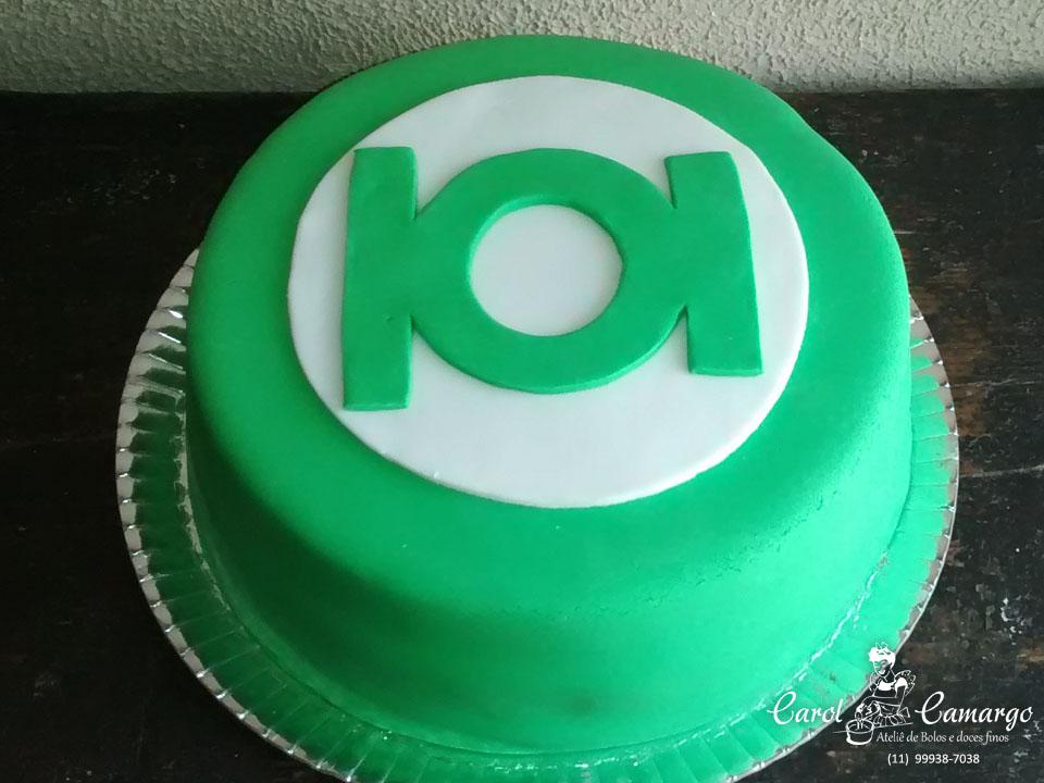 bolo-lanterna-verde-super-heroi