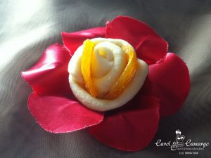 Rosa de Marzipan